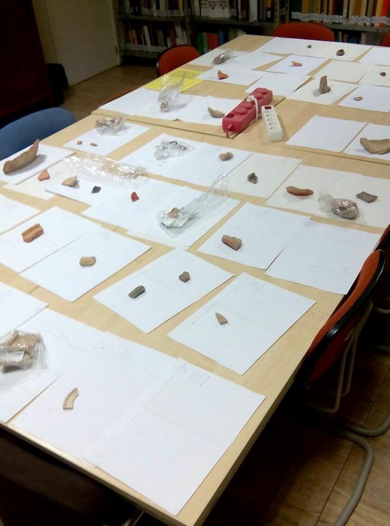 Nuestros Servicios Estudio de materiales